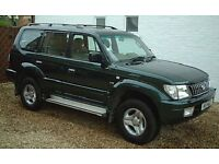 Landcruiser Colorado VX 2982 CC diesel D4D Auto - Extremely reliable and comfortable family SUV