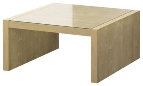 Ikea Expedit Coffee Table In Birch