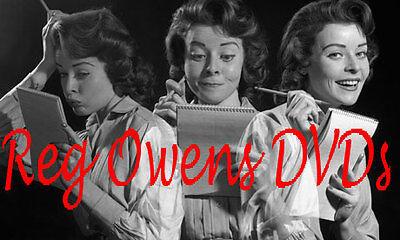 Reg Owens DVDs