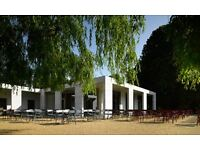 Kitchen Assistant - Chef Assistant - Chiswick House Cafe