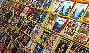 1000's DVD's FOR SALE! Store Closing! Waterloo Inner Sydney Preview
