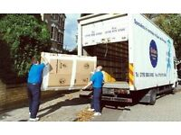 Man & Van Small Or Big Removals Short & Long Distance