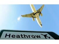 taxi to all UK Airports