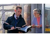Energy Sales Canvassers - West Yorkshire and North West