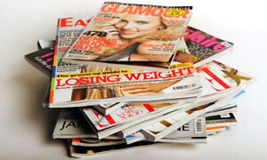 Sell me your OLD magazines