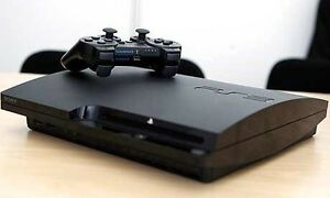 Ps3 in new condition with games controller in new condition