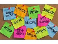 LANGUAGE COURSES IN FRENCH, SPANISH & ITALIAN. NEW GROUPS NOW ENROLLING.
