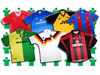 Looking for football shirts in adult sizes for my personal collection Perth