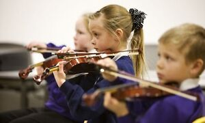 Violin lessons for any age! Waterloo Inner Sydney Preview
