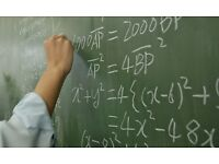£15 PER HOUR MATHS TUITION: GCSE and A LEVEL