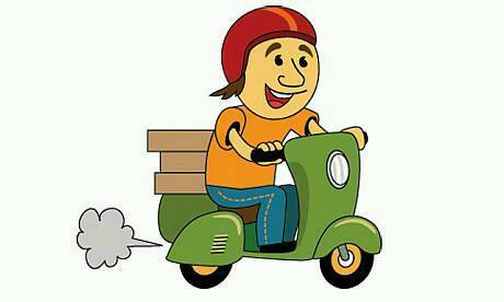 delivery driver - Ex