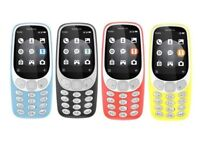 ***Special Offer***Nokia 3310 Brand New Unlocked