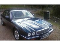Jaguar XJ8 LWB Sovereign
