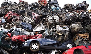 Get paid CASH for your scrap car or truck. We pick up