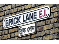 Brick Lane 2 Bed Flat Dss Housing Benefit Available Now