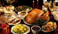 WOULDN'T IT BE GREAT HAVING CHRISTMAS DINNER AT YOUR HOUSE?
