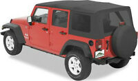 Wrangler Unlimited Soft Top