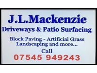 J.L.Mackenzie Driveways & Patio Surfacing