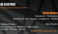 DL Electric - Journeyman Electrician and Electrical Contractor