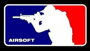 Selling airsoft gear