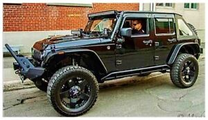 Jeep wrangler edition special