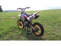 140 m2r pit bike