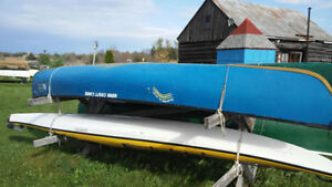 15' Royalex Solo Canoe SOLD