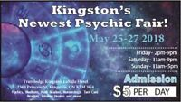 Kingston's Newest Psychic Fair