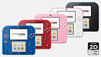 WANTED: Nintendo 2DS!!