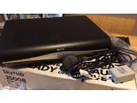 SKY +HD BOX Recordable 250GB