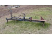 Log Splitter Hydraulic - Heavy Duty