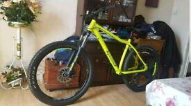 Mens Voodoo Wazoo Mountain Bike