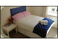 Bright double room with Private bathroom close to OXFORD