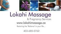 MOBILE (in your home)  Registered Massage Therapy