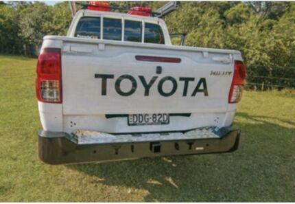 Toyota Hilux NEW Rear step towbar bar 2017 sale Young Young Area Preview