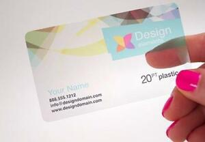 Business Card printing as low as $0.10/ea.