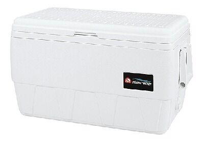 """New Marine Ultra Cooler igloo Coolers 00044681 48 Qt. 25-3/4"""" L x 14-5/8"""" W x 14"""