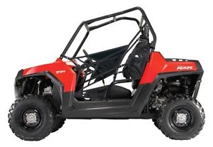 Wanted ! Polaris razor with blown engine