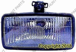 Fog Light Driver Side/Passenger Side With Offroad High Quality Chevrolet Tahoe 1995-2000
