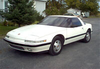 1990buick  reatta  coupe