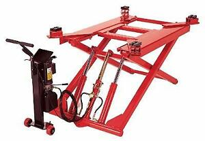 Lift 6000Lbs Snap-Tech Pont elevateur Machine a pneus Machine a balancer wheel Balancer Hoist Compresseur Demonte pneus