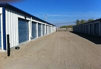 Storage unit/ Parking available at FORT ST. JOHN