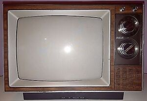"9"" to 13"" CRT TV(s) 1980s"