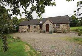 Pembrokeshire - one bed detached spacious stone bungalow