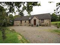 Pembrokeshire - one bed detached spacious stone bungalow
