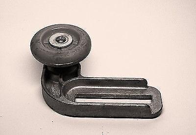 upper track roller, left side, Novoferm, Novodoor, Siebau, garage door, S40, NEW