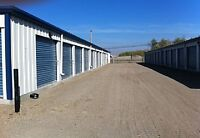 Heated/non heated storage for rent in FORT ST JOHN