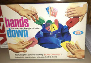 Vintage hands down game for sale