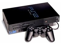Sony PlayStation 2 Black Console