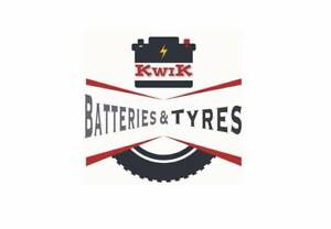 Kwik batteries & tyres Perth Perth City Area Preview
